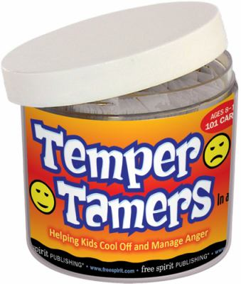 Temper Tamers in a Jar: Helping Kids Cool Off and Manage Anger 9781575423593