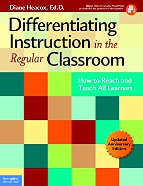 Differentiating Instruction in the Regular Classroom: How to Reach and Teach All Learners (Updated Anniversary Edition) 9781575424163