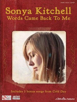 Sonya Kitchell: Words Came Back to Me 9781575609164