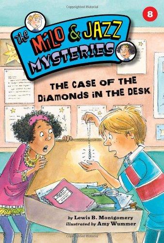 Case of the Diamonds in the Desk