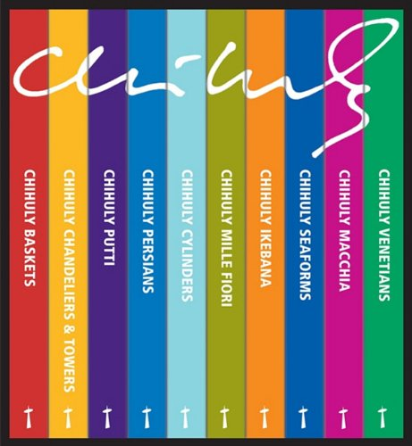 Chihuly Small Book Series [With DVD] 9781576841853