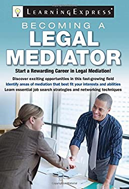 Becoming a Legal Mediator 9781576857618
