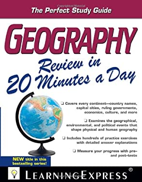 Geography Review in 20 Minutes a Day