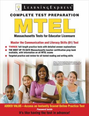 MTEL: Communication and Literacy Skills (01) 9781576857694