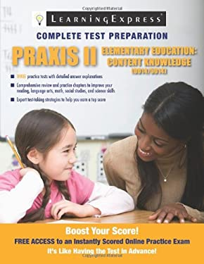 Praxis II: Elementary Education: Content Knowledge 9781576857700