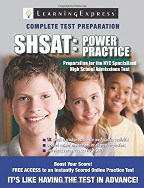 SHSAT: Power Practice 9781576857762