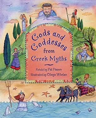 Gods and Goddesses from Greek Myths 9781577685081