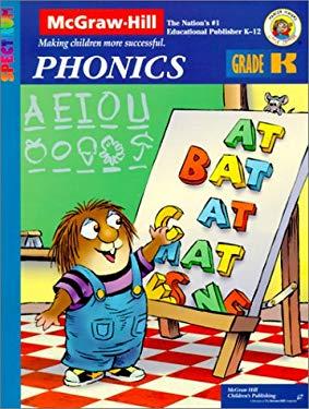 Spectrum Phonics, Kindergarten 9781577688204