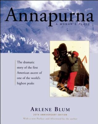 Annapurna: A Woman's Place 9781578050222