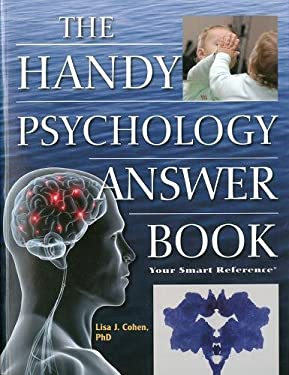 The Handy Psychology Answer Book 9781578592234
