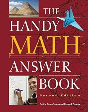 The Handy Math Answer Book 9781578593736