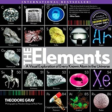 The Elements: A Visual Exploration of Every Known Atom in the Universe 9781579128951