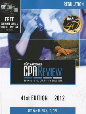 Bisk Comprehensive CPA Review: Regulation 9781579618773