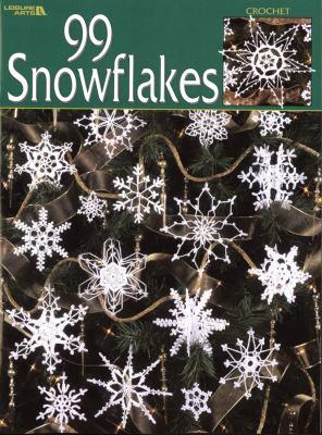 99 Snowflakes 9781574867046