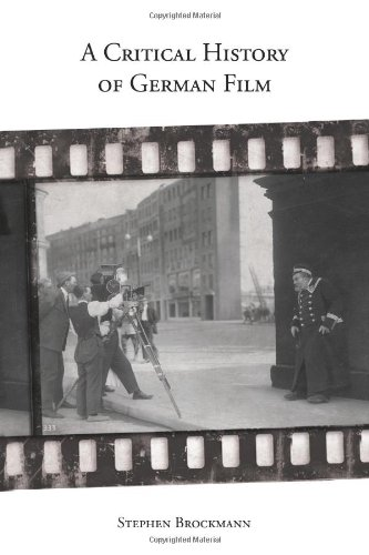 A Critical History of German Film 9781571134684