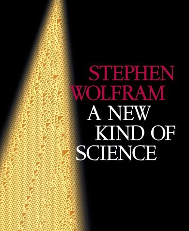 A New Kind of Science 9781579550080