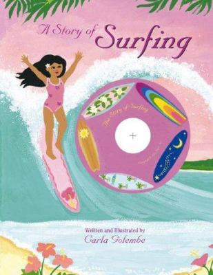 A Story of Surfing [With CD] 9781573062435