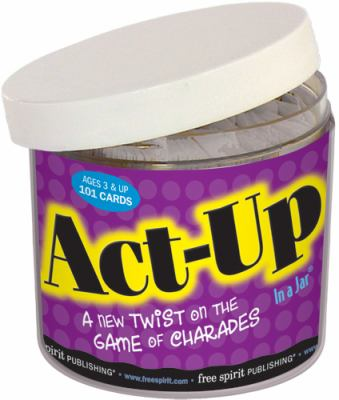 ACT-Up in a Jar 9781575429762