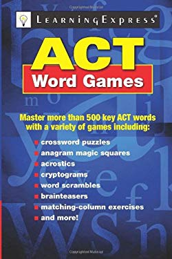 ACT Word Games 9781576857977