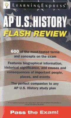 AP U.S. History Flash Review 9781576859193
