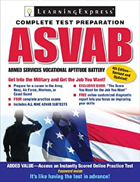 ASVAB: Armed Services Vocational Aptitude Battery 9781576857410