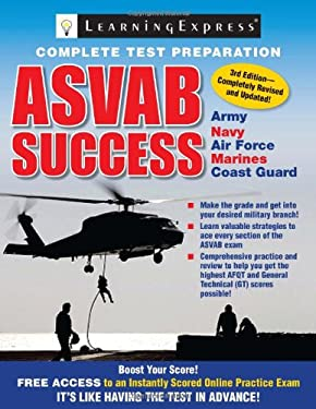 ASVAB Success 9781576857854