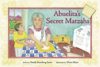 Abuelita's Secret Matzahs 9781578601776