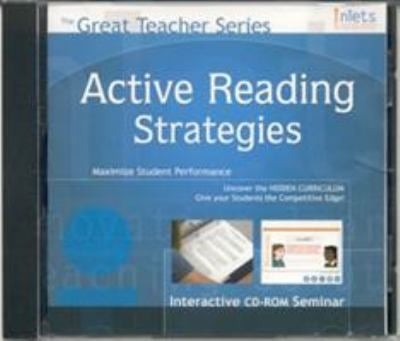 Active Reading Strategies 9781578862184