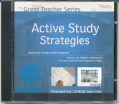 Active Study Strategies 9781578862191