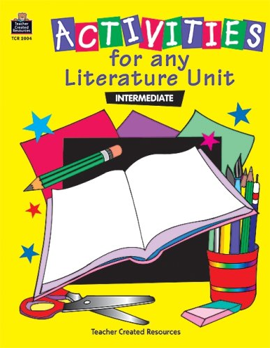 Activities for Any Literature Unit 9781576900048