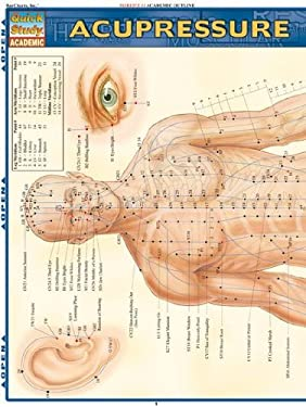 Acupressure Laminate Reference Chart 9781572228399