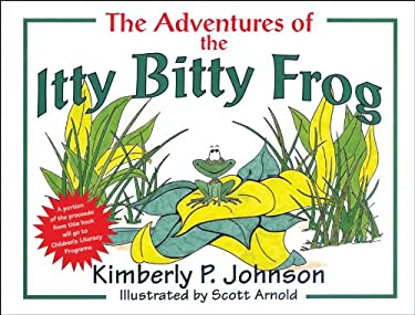 Adventures of the Itty Bitty Frog