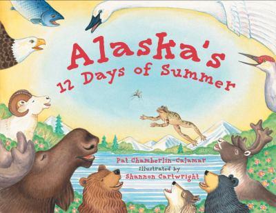 Alaska's 12 Days of Summer 9781570613401