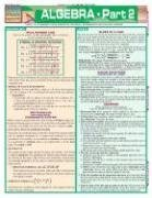 Algebra - Part 2