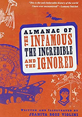 Almanac of the Infamous, the Incredible, and the Ignored 9781578634477