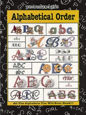 Alphabetical Order (Leisure Arts #24503) 9781574867527