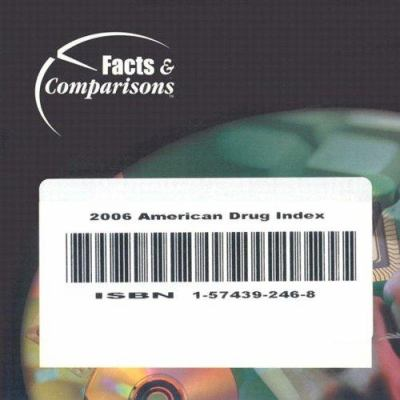 American Drug Index 2006 on CD-ROM: Published by Facts & Comparisons 9781574392463