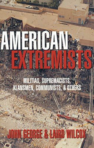 American Extremists 9781573920582