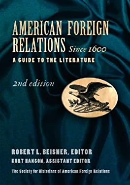 literature review of us foreign policy Reviews the environment, international relations, and us foreign policy   volume that fills a large gap in the literature on american environmental policy.