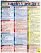 American History 2 Laminate Reference Chart: 1859-Present 9781572227651