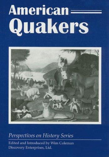 American Quakers 9781579600297