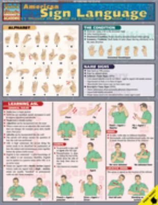 American Sign Language 9781572225589