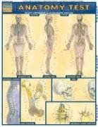 Anatomy Test Laminate Reference Chart: The Most Comprehensive All-In-One Anatomy Chart Test 9781572225152