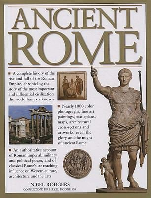 Ancient Rome 9781572154384