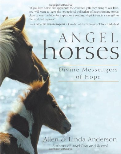 Angel Horses: Divine Messengers of Hope 9781577315186