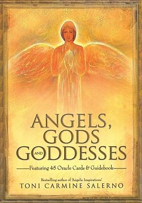 Angels, Gods & Goddesses: Oracle Cards & Guidebook [With Guidebook] 9781572814813