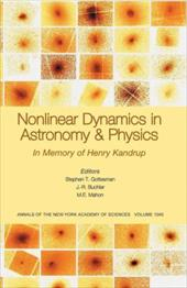 Annals of the New York Academy of Sciences, Nonlinear Dynamics in Astronomy and Physics: In Memory of Henry Kandrup