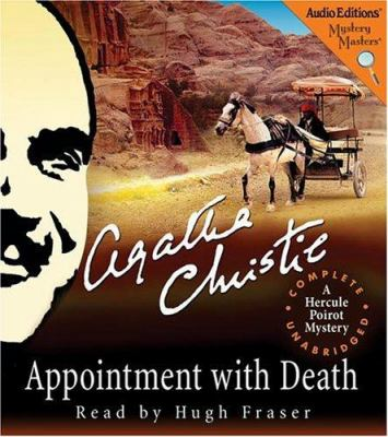Appointment with Death Agatha Christie and Hugh Fraser