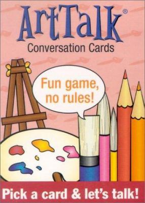 Arttalk Conversation Cards 9781572813731