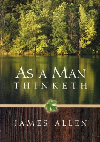 As a Man Thinketh 9781570089688